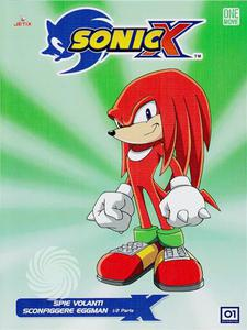 SONIC X - DVD - Stagione 1 - thumb - MediaWorld.it
