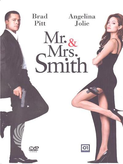 Mr. & Mrs. Smith - DVD - thumb - MediaWorld.it