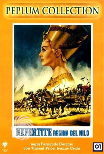 Nefertite regina del Nilo - DVD - thumb - MediaWorld.it