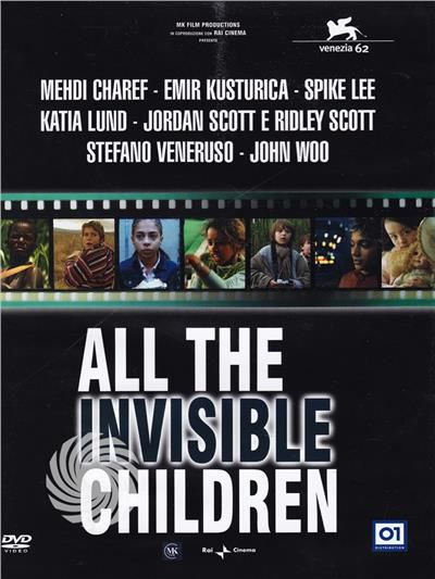 All the invisible children - DVD - thumb - MediaWorld.it