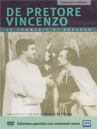 De Pretore Vincenzo - DVD - thumb - MediaWorld.it