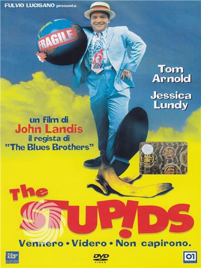 The Stupids - DVD - thumb - MediaWorld.it