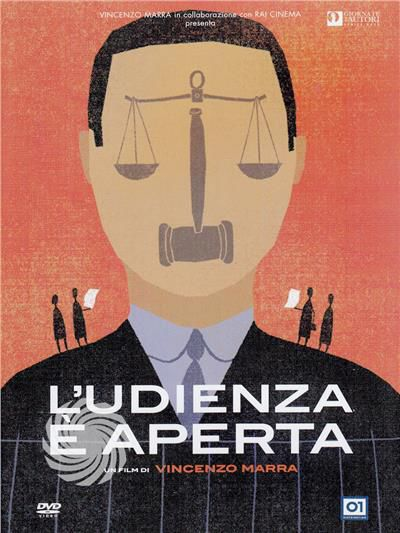 L'UDIENZA E' APERTA - DVD - thumb - MediaWorld.it