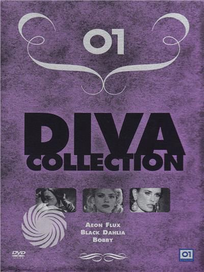 Diva collection - Aeon Flux + Black Dahlia + Bobby - DVD - thumb - MediaWorld.it