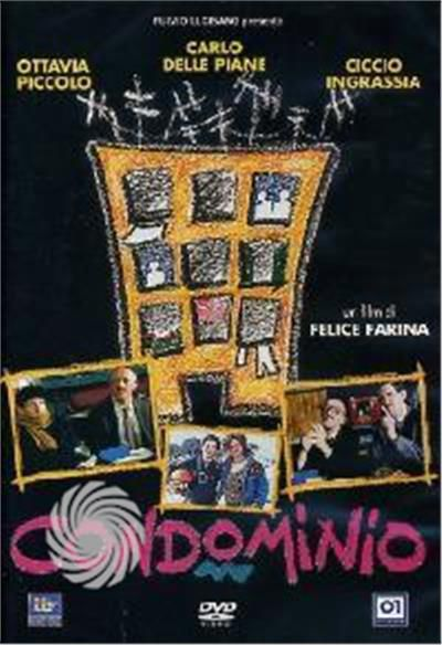 Condominio - DVD - thumb - MediaWorld.it