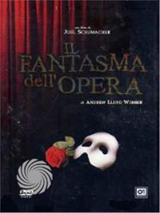 Il fantasma dell'Opera - DVD - thumb - MediaWorld.it