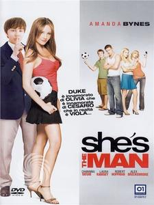 SHE'S THE MAN - DVD - thumb - MediaWorld.it