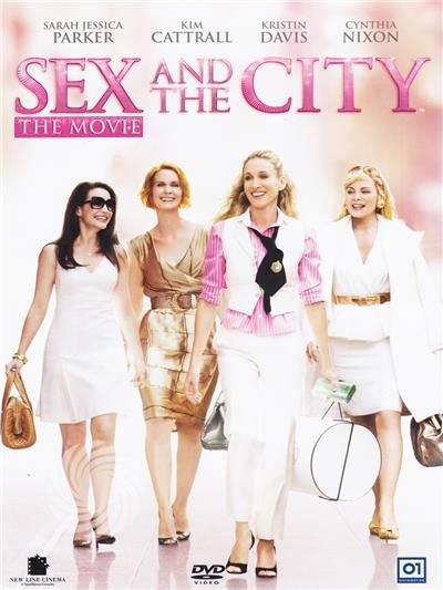 Sex and the city - DVD - thumb - MediaWorld.it