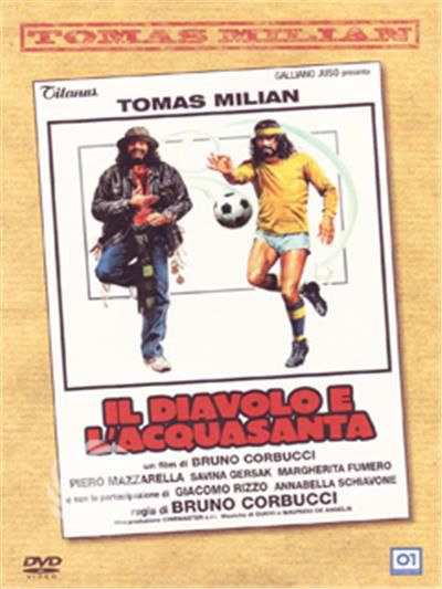 Il diavolo e l'acquasanta - DVD - thumb - MediaWorld.it