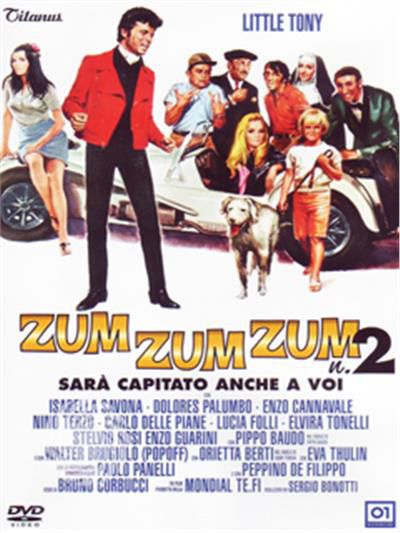 Zum zum zum n. 2 - Sara' capitato anche a voi - DVD - thumb - MediaWorld.it