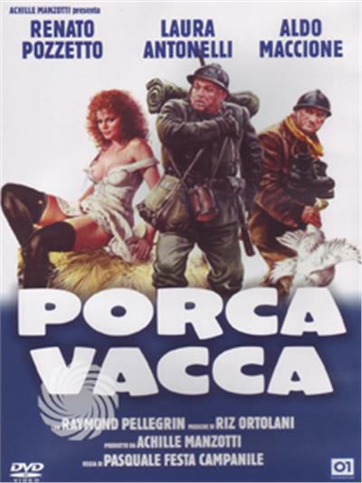 Porca vacca - DVD - thumb - MediaWorld.it