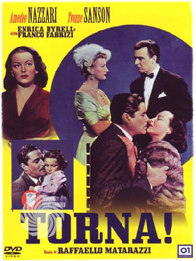 Torna! - DVD - thumb - MediaWorld.it
