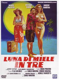 Luna di miele in tre - DVD - thumb - MediaWorld.it