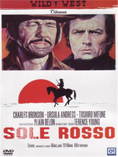 Sole rosso - DVD - thumb - MediaWorld.it