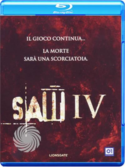 Saw 4 - Blu-Ray - thumb - MediaWorld.it