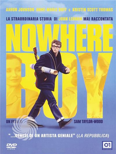 Nowhere boy - DVD - thumb - MediaWorld.it