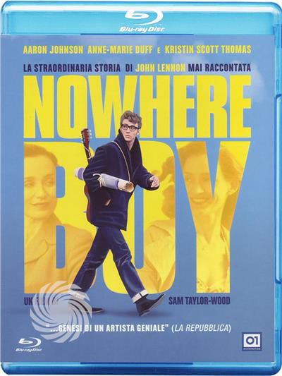 Nowhere boy - Blu-Ray - thumb - MediaWorld.it