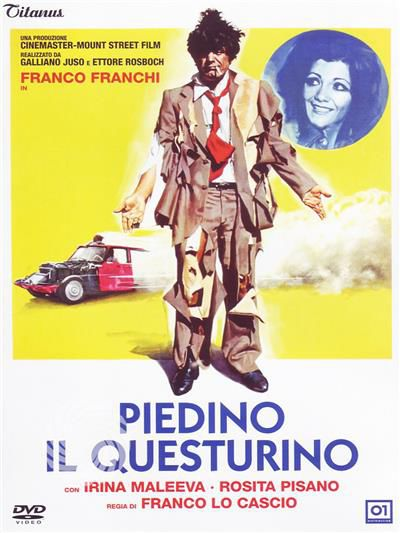 Piedino il questurino - DVD - thumb - MediaWorld.it