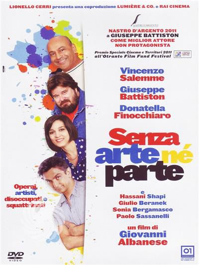 Senza arte ne' parte - DVD - thumb - MediaWorld.it