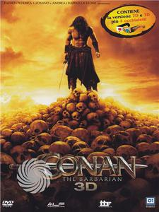 Conan - The barbarian - DVD  3D - thumb - MediaWorld.it