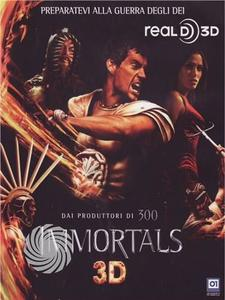 Immortals - DVD  3D - MediaWorld.it