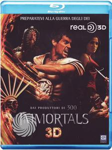 Immortals - Blu-Ray  3D - MediaWorld.it
