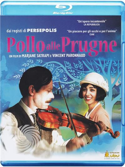 Pollo alle prugne - Blu-Ray - thumb - MediaWorld.it