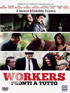 Workers - Pronti a tutto - DVD - thumb - MediaWorld.it