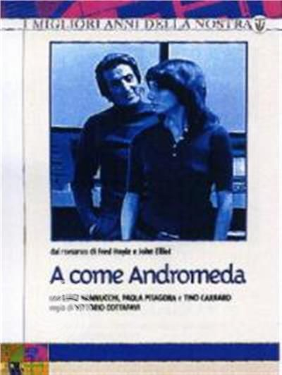 A come Andromeda - DVD - thumb - MediaWorld.it