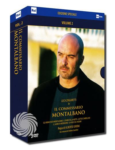 Il commissario Montalbano - DVD - thumb - MediaWorld.it