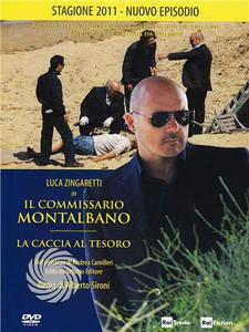 Il commissario Montalbano - La caccia al tesoro - DVD - thumb - MediaWorld.it