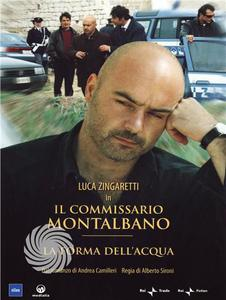 Il commissario Montalbano - La forma dell'acqua - DVD - thumb - MediaWorld.it