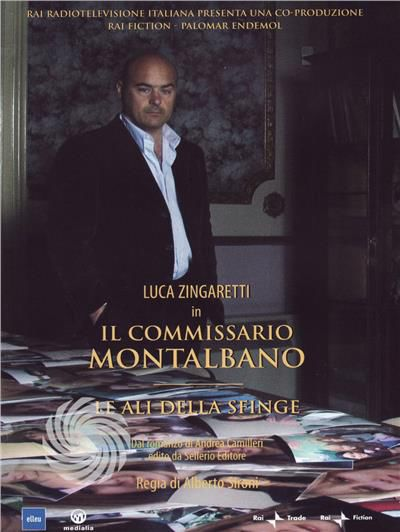 Il commissario Montalbano - Le ali della sfinge - DVD - thumb - MediaWorld.it