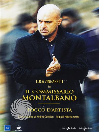 Il commissario Montalbano - Tocco d'artista - DVD - thumb - MediaWorld.it