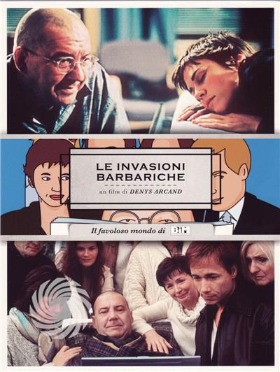 Le invasioni barbariche - DVD - thumb - MediaWorld.it
