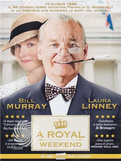 A royal weekend - DVD - thumb - MediaWorld.it