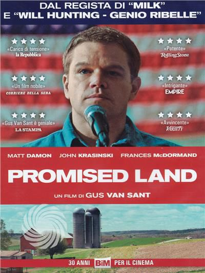 Promise land - DVD - thumb - MediaWorld.it