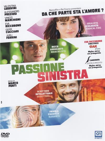 Passione sinistra - DVD - thumb - MediaWorld.it