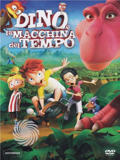 Dino e la macchina del tempo - DVD - thumb - MediaWorld.it