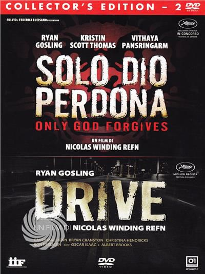 Drive + Solo Dio perdona - DVD - thumb - MediaWorld.it
