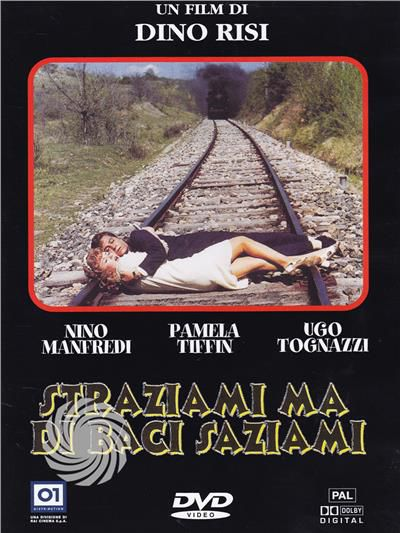 Straziami ma di baci saziami - DVD - thumb - MediaWorld.it