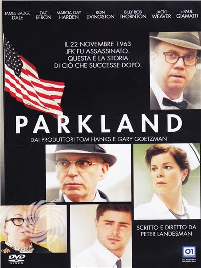 Parkland - DVD - thumb - MediaWorld.it