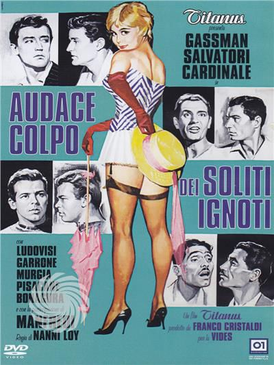 L'audace colpo dei soliti ignoti - DVD - thumb - MediaWorld.it