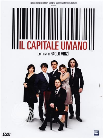 Il capitale umano - DVD - thumb - MediaWorld.it