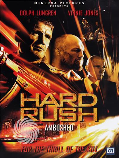 Hard rush - DVD - thumb - MediaWorld.it