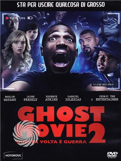 Ghost movie 2 - Questa volta è guerra - DVD - thumb - MediaWorld.it
