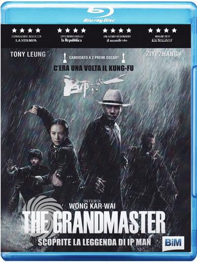 The grandmaster - Blu-Ray - thumb - MediaWorld.it