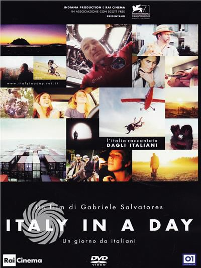 Italy in a day - DVD - thumb - MediaWorld.it