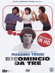 Ricomincio da tre - DVD - thumb - MediaWorld.it