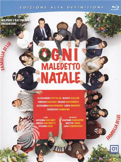 Ogni maledetto Natale - Blu-Ray - thumb - MediaWorld.it